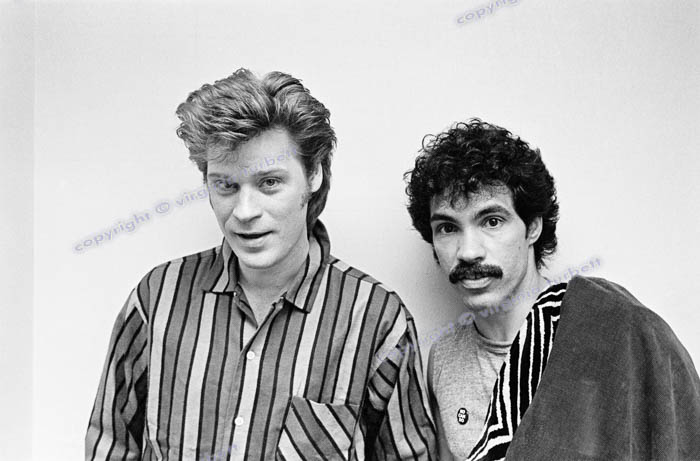 Hall Oates Darryl Hall And John Oates Virginia Turbett