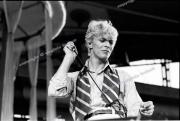 David Bowie Milton Keynes Serious Moonlight Tour 2.7.83