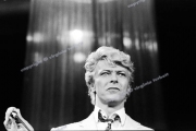 David Bowie Serious Moonlight Tour Wembley Stadium 4.6.83