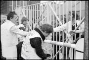 CAYU/RTW.  Right to work march.  Scotland.  Rolls Royce Factory.  Dennis ramone.