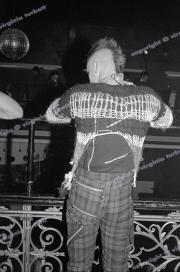 punks.  gig.