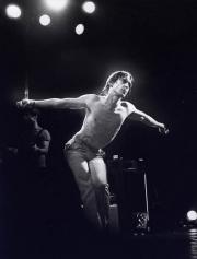 Iggy POP 1994 Photographe : Turbett/SIN