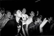 Jam Fans.  Mods. Jam fans 5/12/82 Wembley