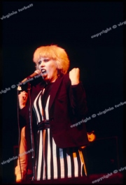 Hazel O'Connor.