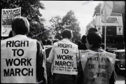 Right to Work March.  London to Brighton.  Sept 1978.