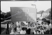 Right to Work March.  London to Brighton.  Sept 1978. Rock Against Racism