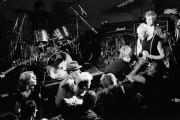 punks.  gig.  UK Subs.