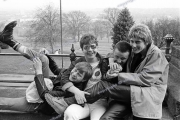 RAR.  Alexandra Palace. Glasgow Punks.  Dennis Ramone