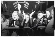 RAR.  Alexandra Palace. Punks.