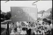Right to Work March.  London to Brighton.  Sept 1978. Rock Again