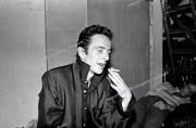Joe Strummer - The Clash. Notre Dame Hall.