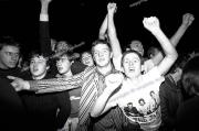 Jam Fans. Wembley.